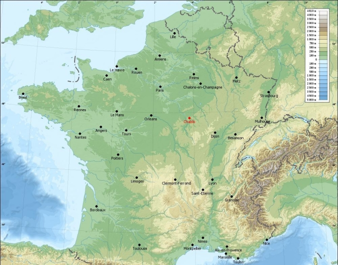 france-map-relief-big-cities-Chablis