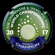 2017 CSWWC world champion medal
