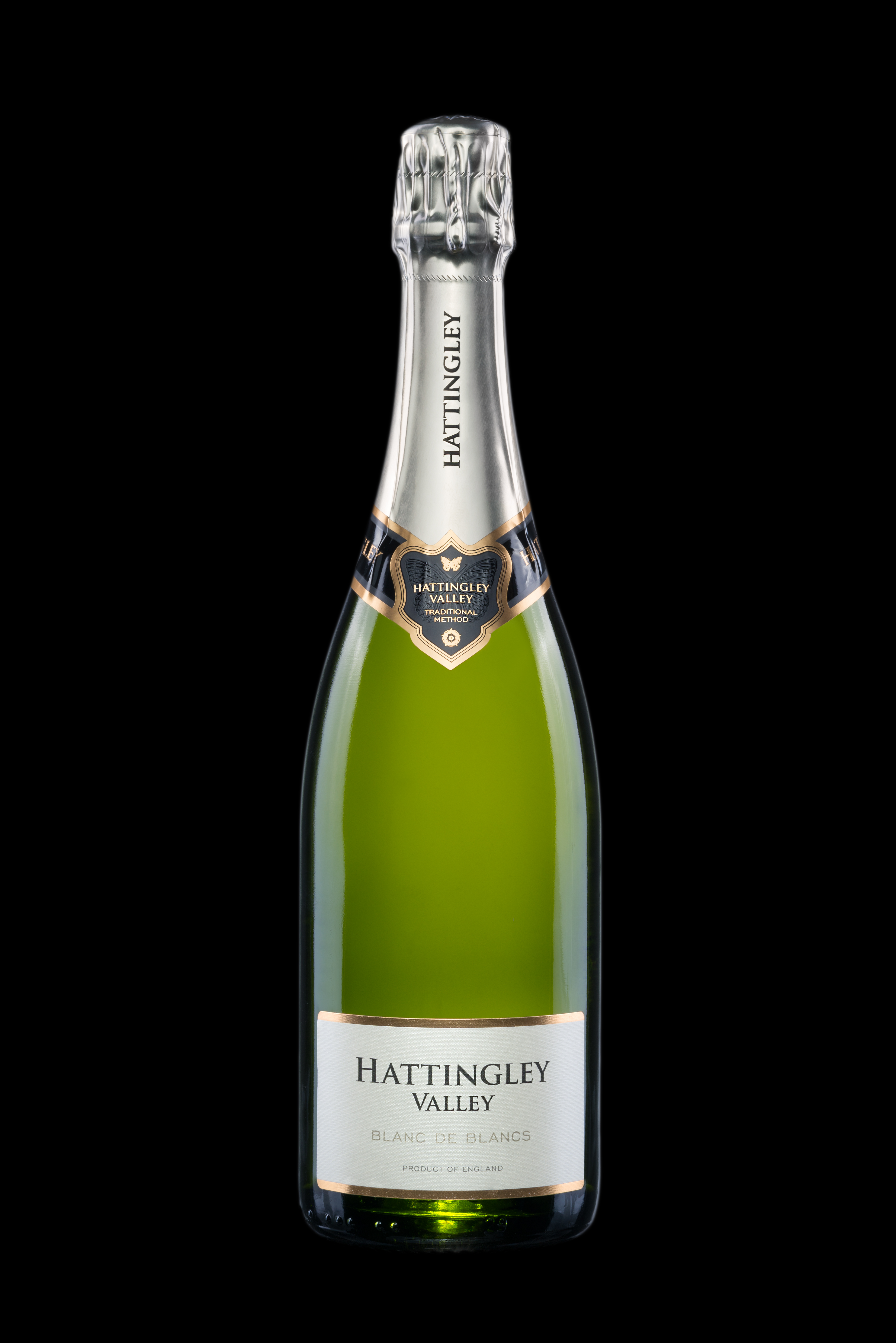 Hattingley Valley Blanc De Blancs_black