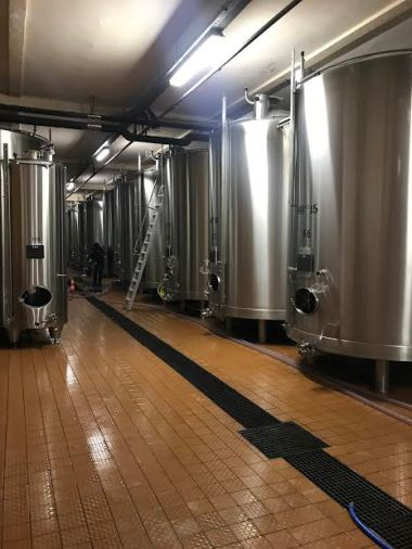 more stainless steel tanks