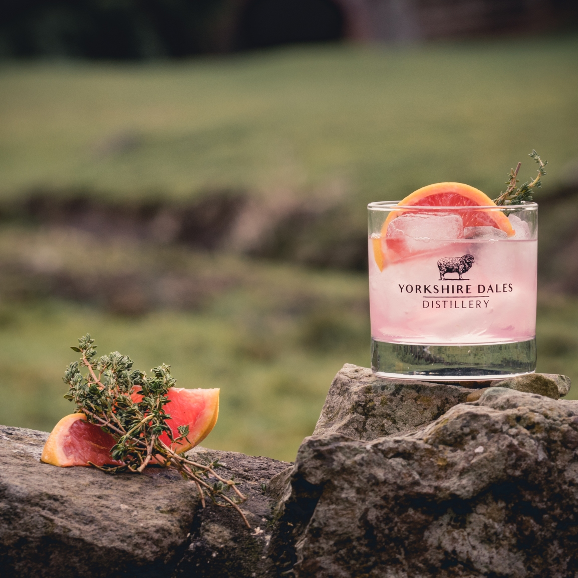 A bold new distillery, a bold new venture from the Yorkshire Dales- with not a flap cap in sight!